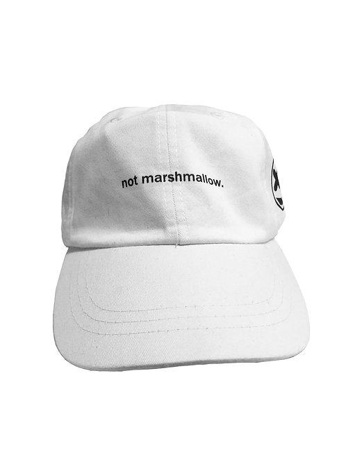 NOT MARSHMALLOW. HAT