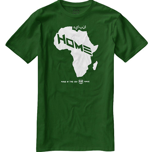 LETS GO HOME TEE