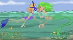 Mermaid meet