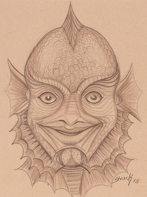 Tiki Creature