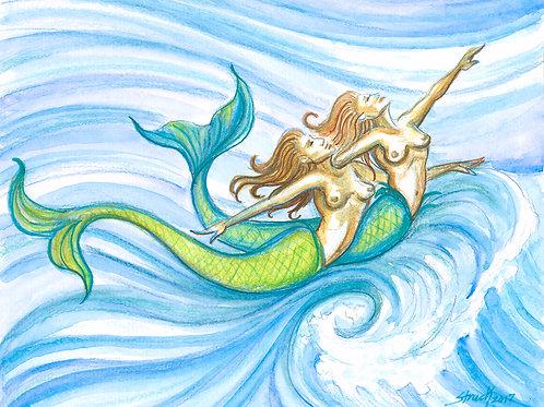 Mermaid Surf