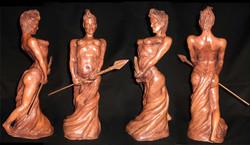 Athena- Warrior Goddess