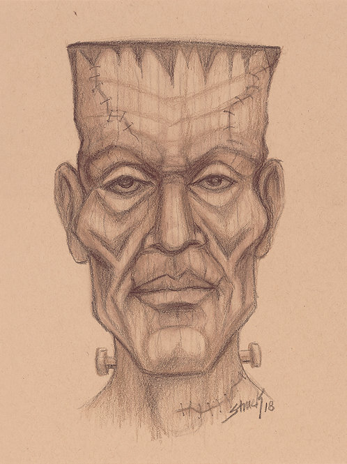 Tiki Frankensteins Monster