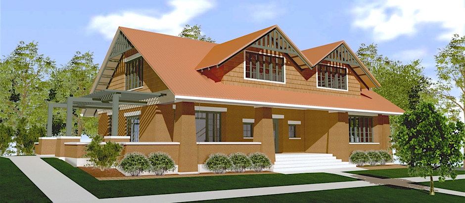 KOTV: Sustainable Tulsa House To Be First Of Its Kind In State