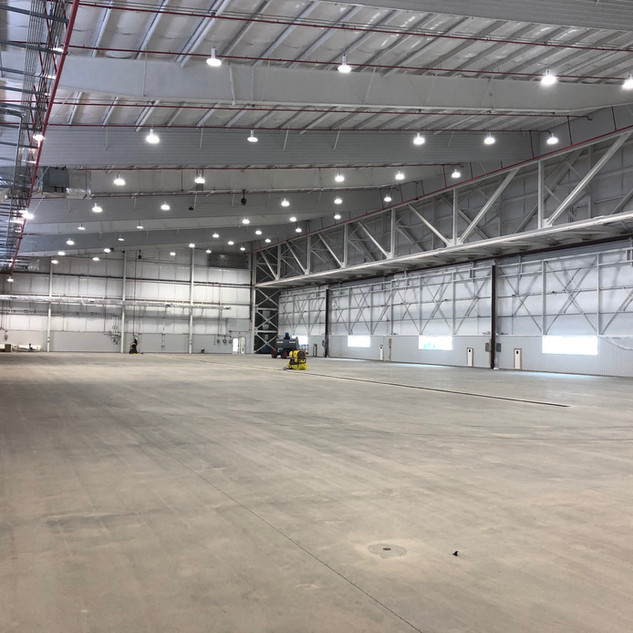LEXINGTON HANGAR