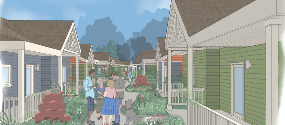TULSA WORLD: Tulsa's first cohousing development offers fresh approach to senior living, backers say
