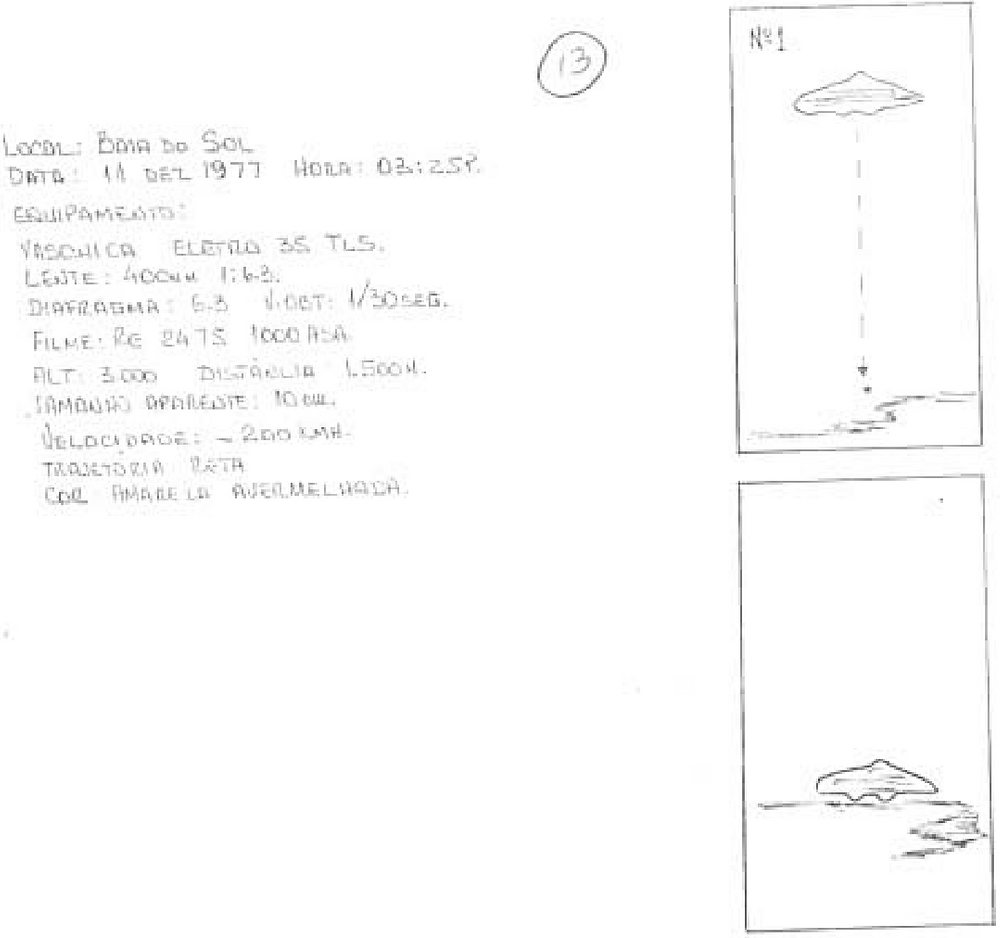 UFO sketch from: https://documents.theblackvault.com/documents/MUFON/Pratt/prato.pdf