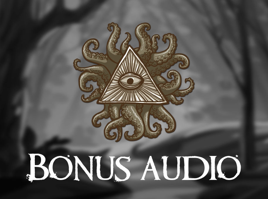 BONUS AUDIO: Interview wrap-up & upcoming ideas
