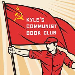 Kyle's Communist Book Club Logo