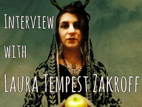 INTERVIEW: Laura Tempest Zakroff on Waking Persephone