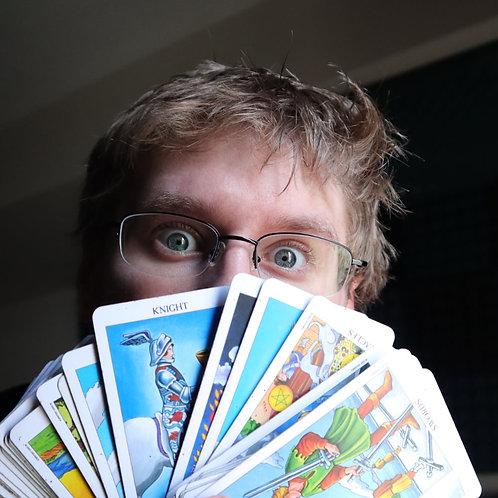 Three-Card Tarot Read