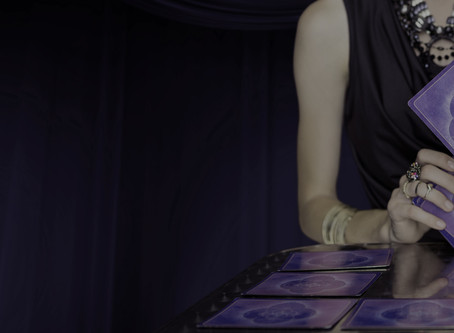 Tarot Tuesday - September 15, 2020 | New Moon Ritual Practices