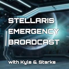 Stellaris Emergency Broadcast Logo - Rev
