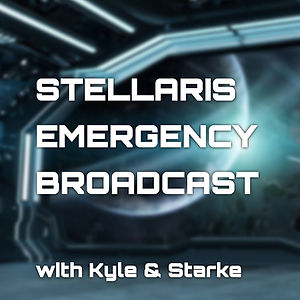 Stellaris Emergency Broadcast Logo - Rev