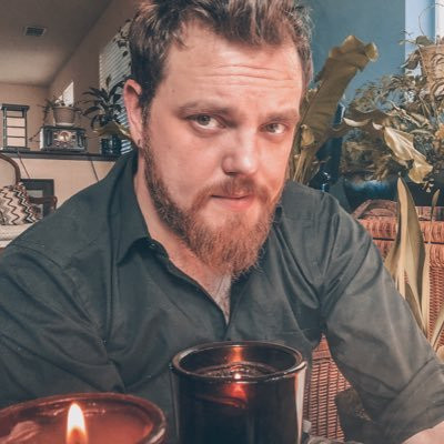 "Devin Hunter, author of ""The Witch's Book of.."" series & host of Modern Witch podcast."