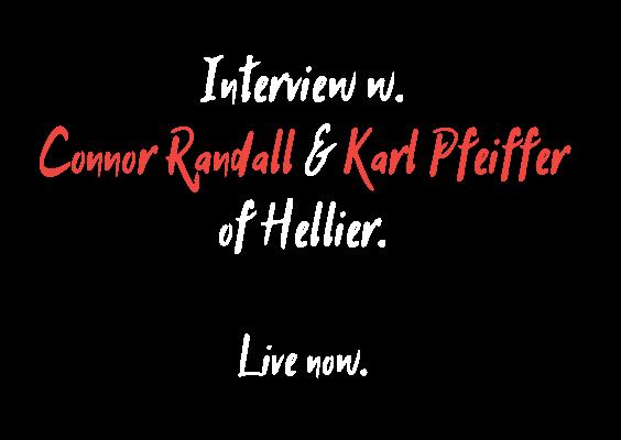 Connor Randall Karl Pfeiffer Interview.p