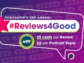 Free, Mini-Charity - Support Feeding America by Reviewing Our Shows