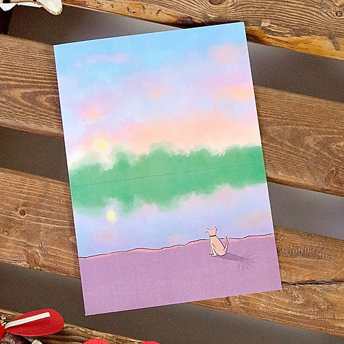 SPECIAL Peace Greeting Card