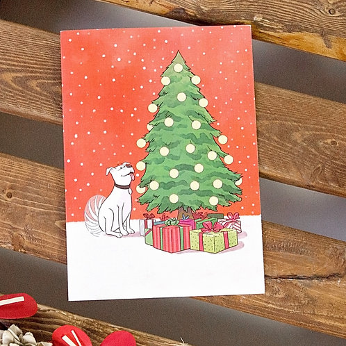 SPECIAL Christmas Greeting Card