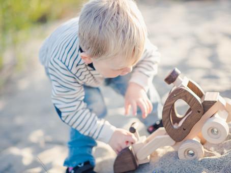 Fototips: Fota barnens leksaker och minns detaljerna