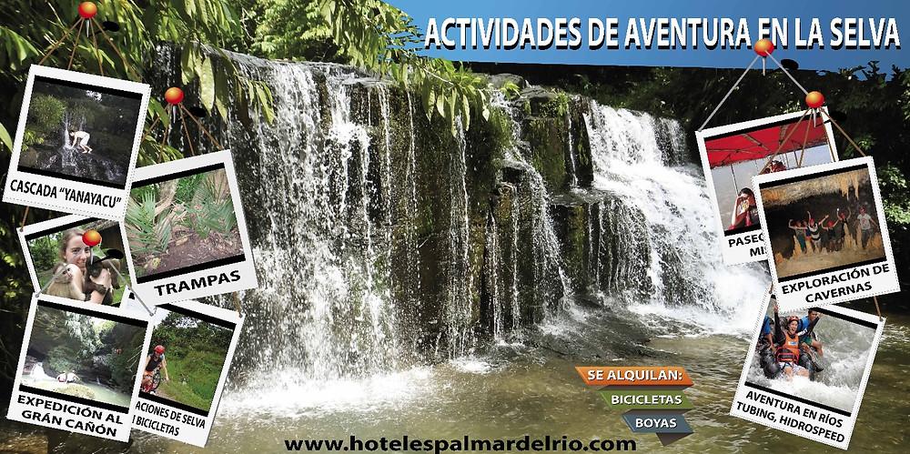 Lugares Turísticos del Oriente Ecuatoriano, Turismo Tena Misahualli Archidona Napo