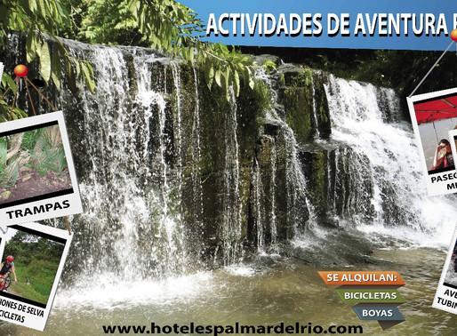 Principales Lugares Turísticos del Oriente Ecuatoriano, en Napo.