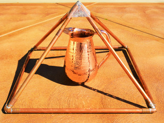 Drinking water out of Copper Vessel Great for your body