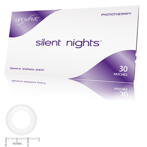 Silent Nights Sleep Aid Patches