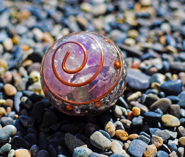 Orgonite Sphere Small
