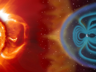 How to Handle Stress...Know the Geomagnetic index