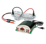 Power Supply and Gel Electrophoresis System