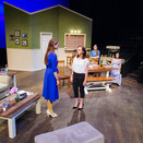 Jennifer faces off with her sister, Susan, in act II.