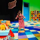 The opening scene of Sideways Stories from Wayside School.