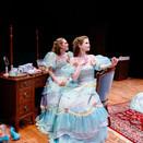 Ashely Howell as Frances and Joan Milburn as Trisha.