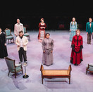 The cast of The Importance of Being Earnest.