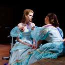 Trisha and Georgeanne's window scene in Act I.