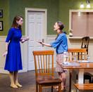Joan Milburn as Jennifer, Bonnie Lambert, and Savannah Ritz as Louise.