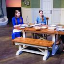 Jennifer, Brenda, and Susan sit down to dinner together.