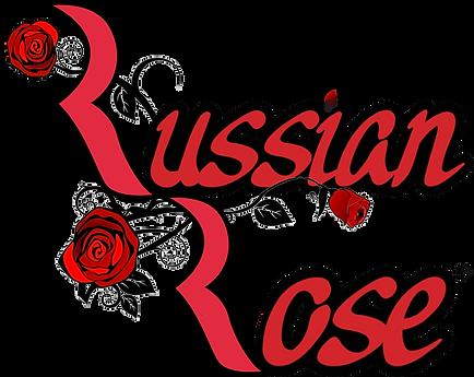 Russian Rose Logotype + Graphics 9-18-20