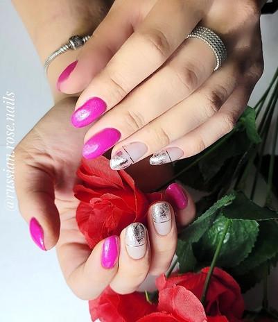 Barbara Russian Rose Hand Models Profess