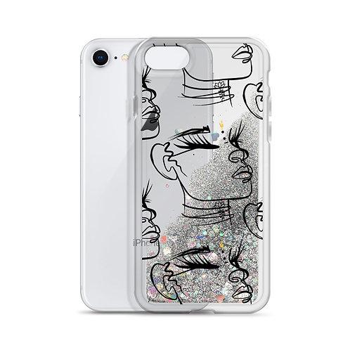 Glo'd Glitter Phone Case