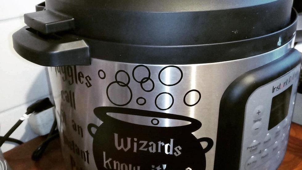 Sticker Muggles