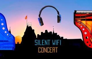 Silent Wifi Concert @ Château d'Aigle