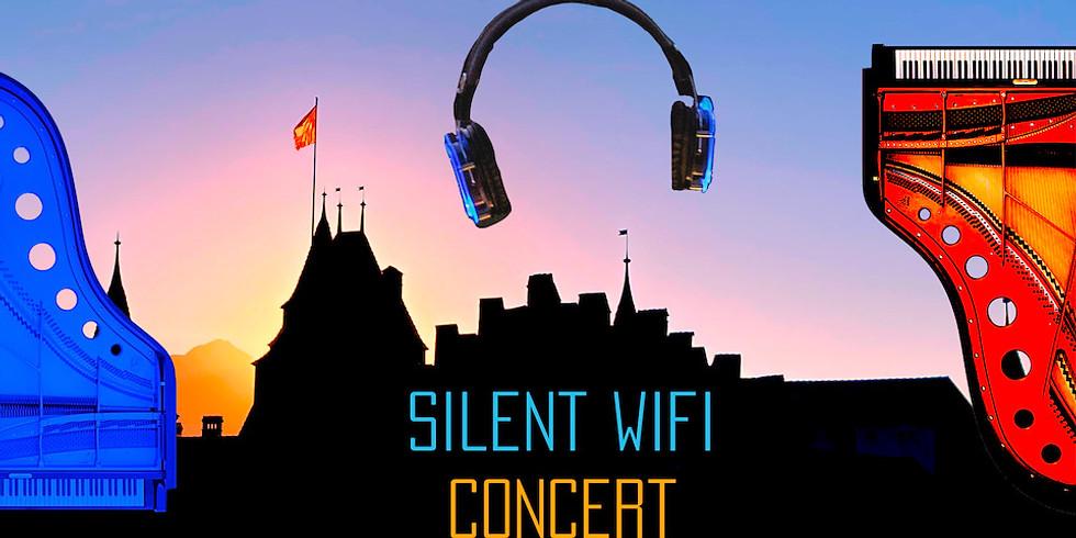 Silent WiFi Concert au château d'Aigle