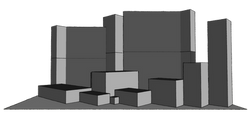 BachBox, stage sketch