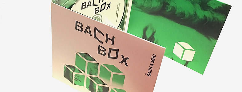 CD - BACHBOX (ALBUM)