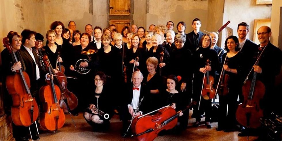 Concert final Musicando Academy - Château d'Aigle