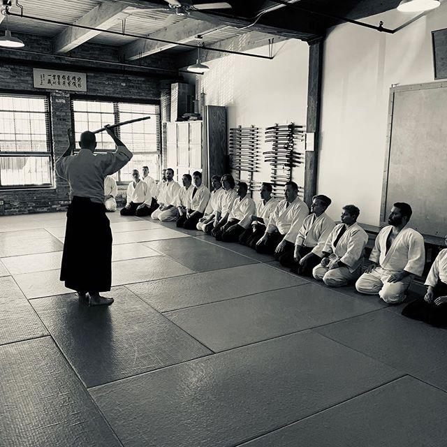 Meido Moore-sensei of Korinji Rinzai Zen