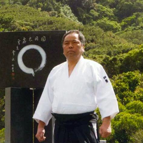 The Zen Master Tenzan Toyoda