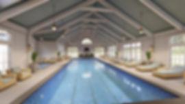 Belfair Fitness New Pool rendering 02_09